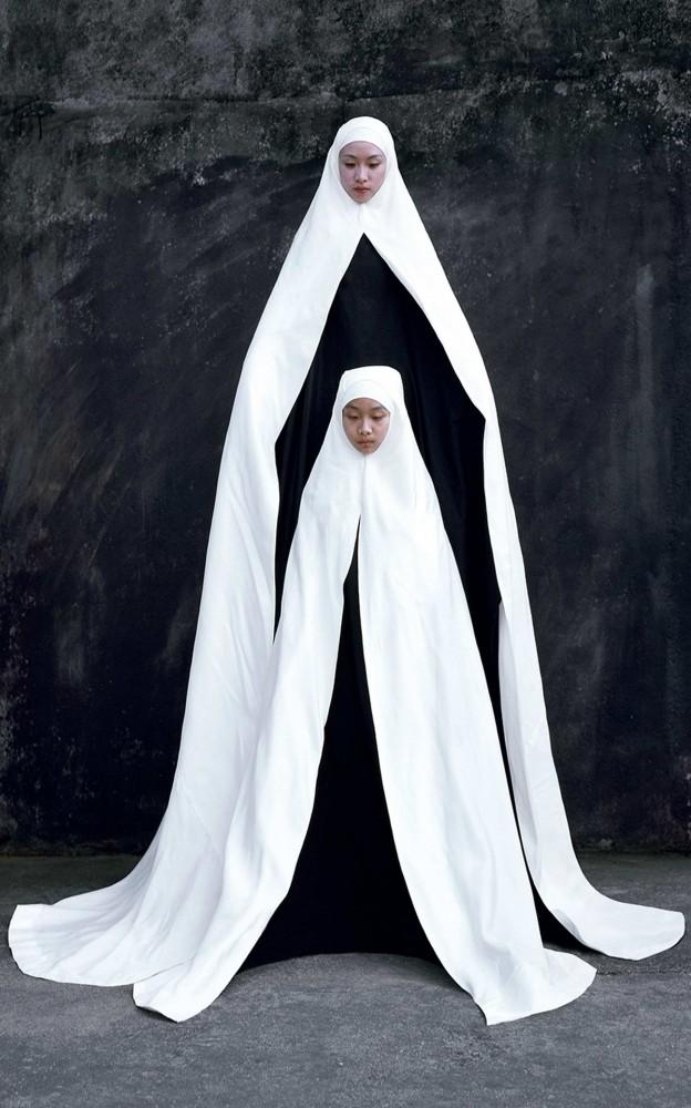 Maimouna Guerresi Aisha in Wonderland Girls - girl Gone authentic - the People