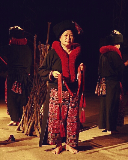 Mien Yao Women - girl gone authentic - the people