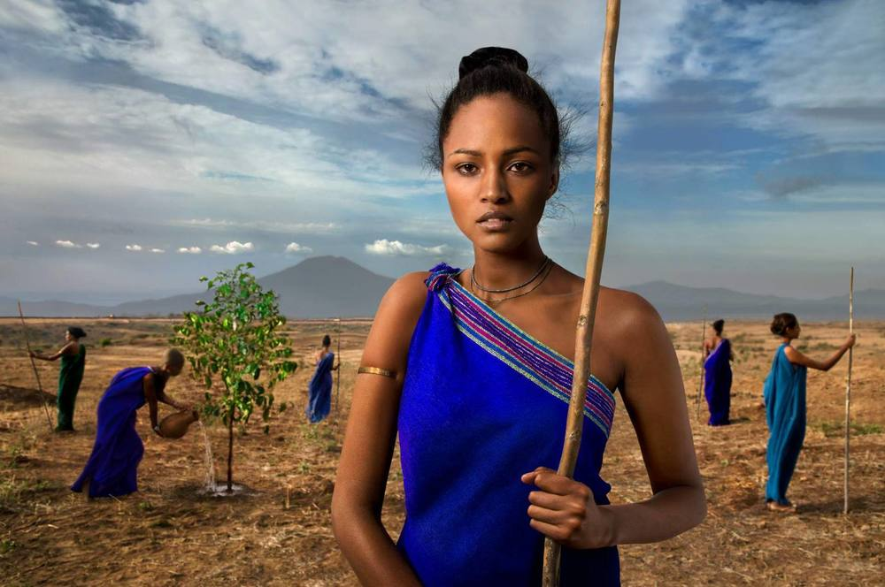 Earth Defenders Captured by Steve McCurry